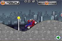 Play Spiderman Motobike game