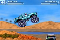 Play 4 Wheel Madness game