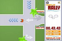 Play Miniclip Rally game