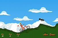 Play Naruto Bicycle Game game