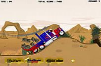 Transformers Truck Game