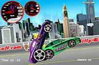 Play Wheelie Cars game
