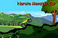 Play Naruto Monster Car game