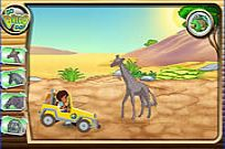 Play Diego's African Offroad Rescue game