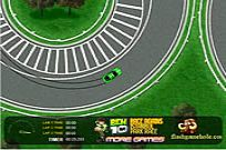 Spelen Ben 10 Race Against Time In Istanbul Park spel