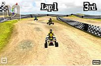 Play 3d Quad Racing game