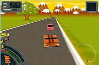 Play Zombie Racing game