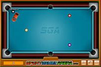Play Billiards Drift game