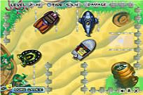 Play Spongebob Parking game