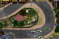 spielen Brutal Racing 2010 Nitro Addiction Spiel