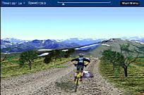 igrati 3D Mountain Bike igra
