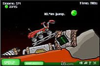 Play Alien Rover game
