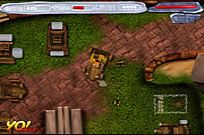 Play Violet Parking 2 Dinosaurs game