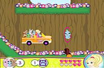 spielen Ride With Polly Pocket Spiel