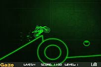 Play Neon Drive game