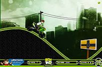 Play Ben 10 Extreme Ride game