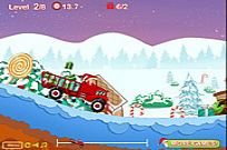 Play Santa's Delivery Truck game