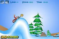 Play Glacier Rally game