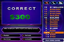Play Who Wants To Be A Millionaire game