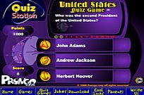 Play The United States Quiz Game game