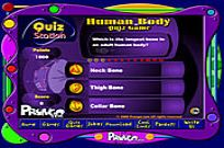 Play Human Body Quizz Game game