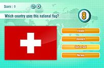 Play World Flags Quiz game