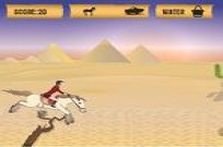 Play Egyptian Horse game