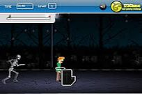 Play Scooby Doo Creepy Run game