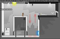 spielen Portal: The Flash Version Spiel