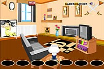 Play Gathe Escape-Modern Girl Room game