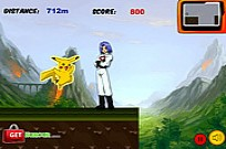 Pokemon Run game