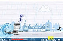 Play Escape the Tide game