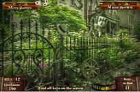Play Mysterious Palace game