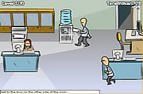 spielen Office Sneak Out Spiel