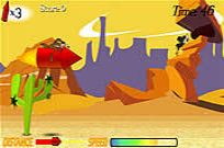 Play Wile E. Rocket Ride game
