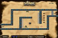 Play Sonic Maze Craze game