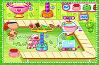 Play Cake Factory game