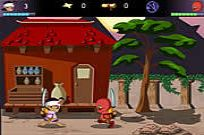 Play 3 Foot Ninja I - The Lost Scrolls game