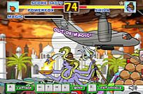 Play Power Fox 4 game