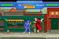 Play Super Fighter 2 game