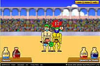 Play Swords And Sandals - Gladiator game