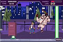spielen Danny Phantom: Freak For All Spiel