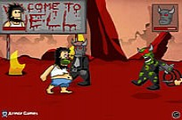 Play Hobo 6 Hell Game game