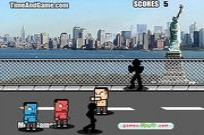 Play New York Fighter game