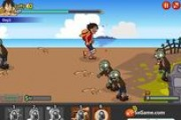 Play One Piece Vs Zombies game