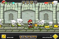 Play Mario Zombie Rampage game