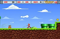 Play Mario Robot game