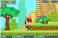 Play Gem Hunter Adventure game
