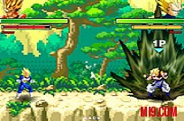 Spelen Dragon Ball Fighters spel