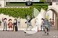 Play Henry Viii - Dressed To Kill game